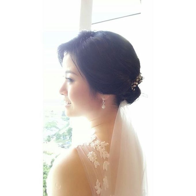 Bridal Makeup and Hairstyle by SueLim & artmakeup - 011