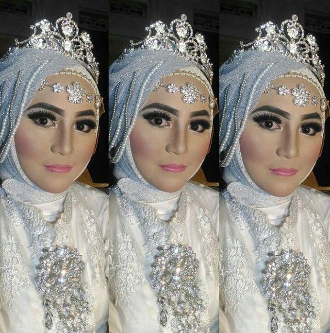 Wedding Makeup by AbayWeeding_MUA - 005
