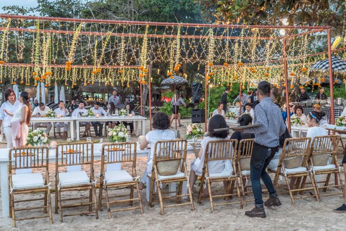 Excel & Chella Gathering Dinner by Hog Wild Catering Bali - 007