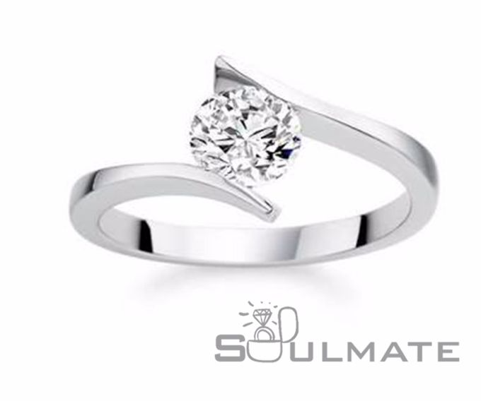 Solitaire Series by Cincin Soulmate - 013