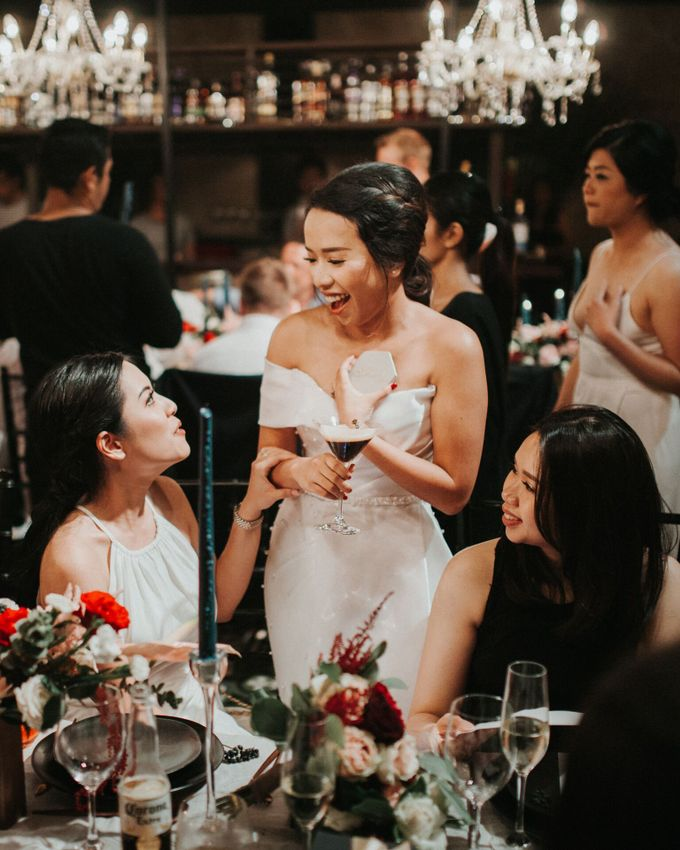 Mix Culture Wedding in Bali by Classy Decor - 015