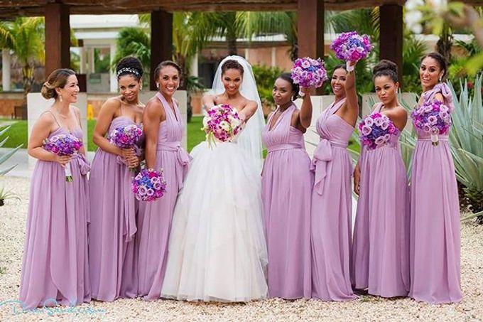 Cancun Destination Wedding by Beautiful Purpose Events - 004