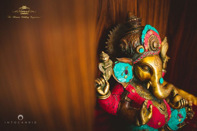 Childhood Sweethearts - Rahul & Priyanka by Vivaah Weddings - 021