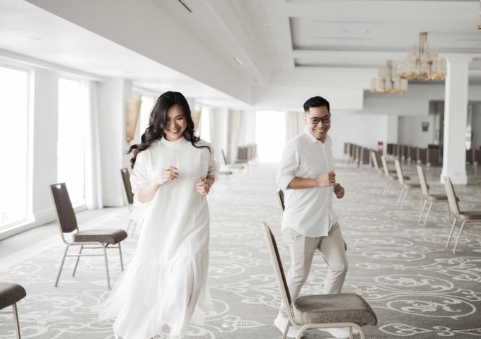 The Prewedding Sindie & Happy by Amorphoto - 001