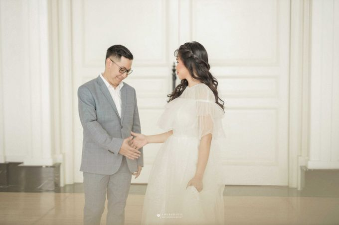 The Prewedding Sindie & Happy by Amorphoto - 003
