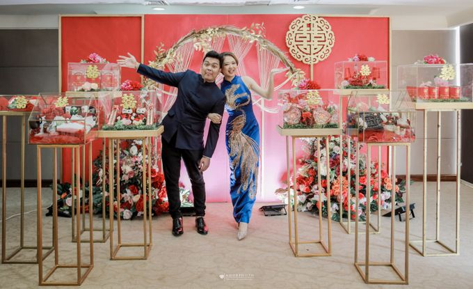The Sangjit of Fendi & Ella by Calysta Sangjit Decoration - 013