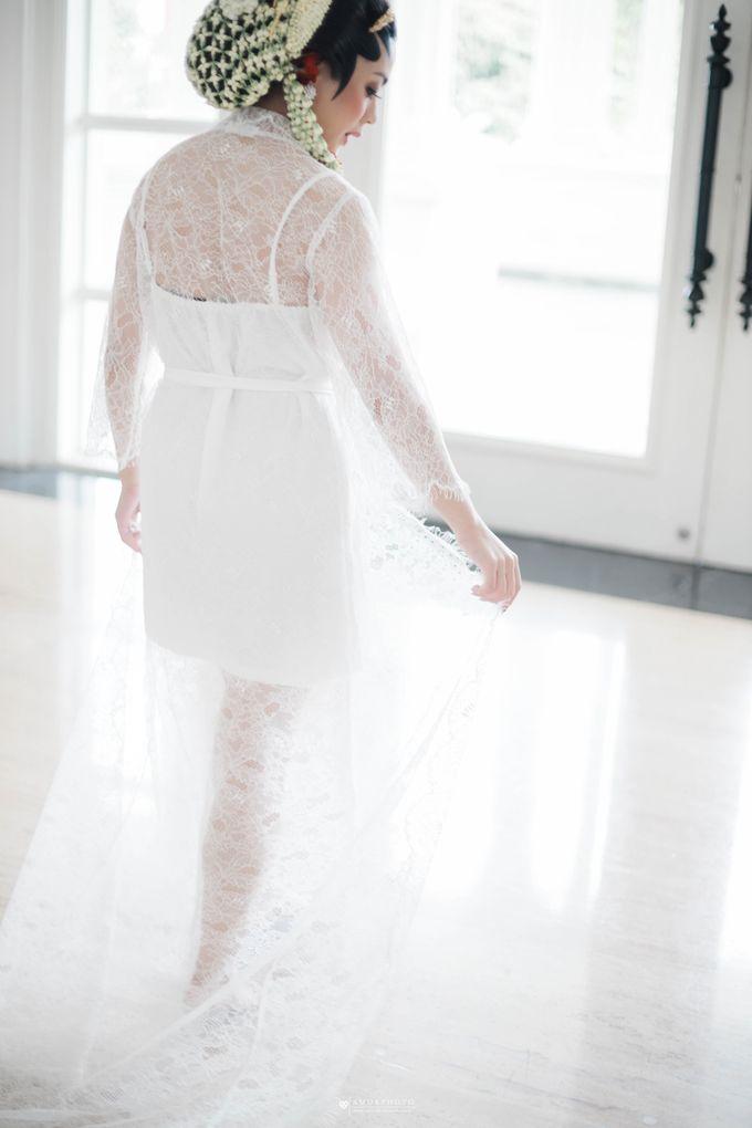 The Wedding of Granzetta & Adit Lubis by Amorphoto - 003