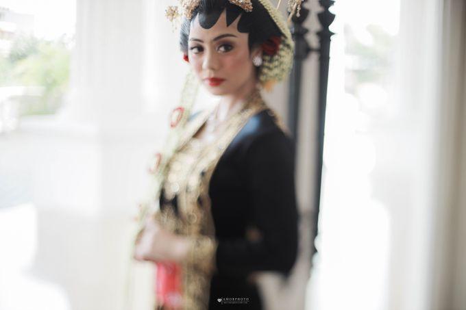 The Wedding of Granzetta & Adit Lubis by Amorphoto - 012