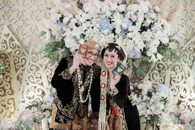 The Wedding of Granzetta & Adit Lubis by Amorphoto - 009