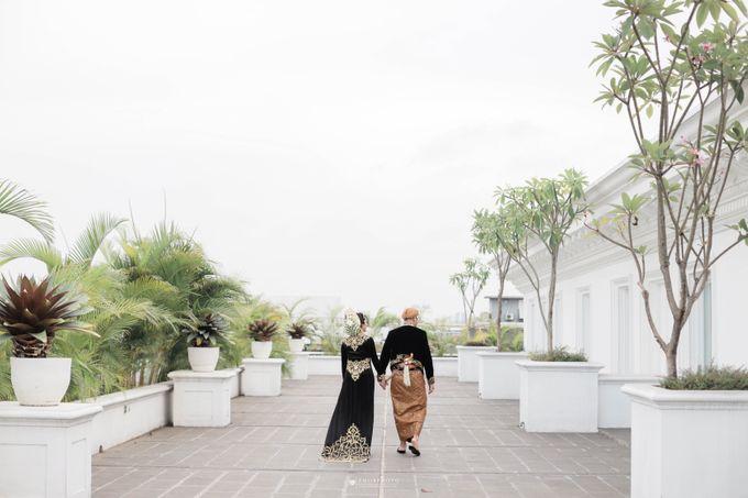 The Wedding of Granzetta & Adit Lubis by Amorphoto - 013