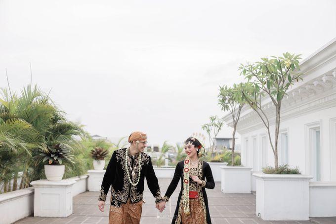 The Wedding of Granzetta & Adit Lubis by Amorphoto - 014