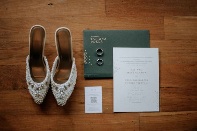Traditional Jawa by Pensée invitation & stationery - 003