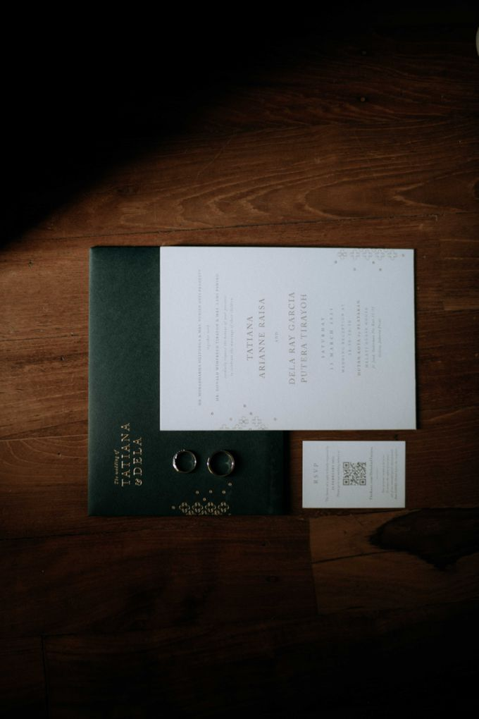 Traditional Jawa by Pensée invitation & stationery - 005