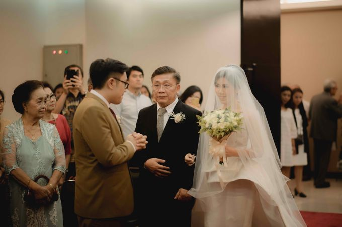 The Wedding of Junio & Priscillia by Laurent Agustine by LOTA - 019