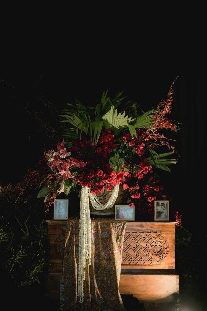 Bold Themed Wedding of Agung Nindita by  Menara Mandiri by IKK Wedding (ex. Plaza Bapindo) - 003