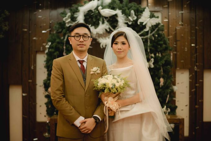 The Wedding of Junio & Priscillia by Laurent Agustine by LOTA - 026