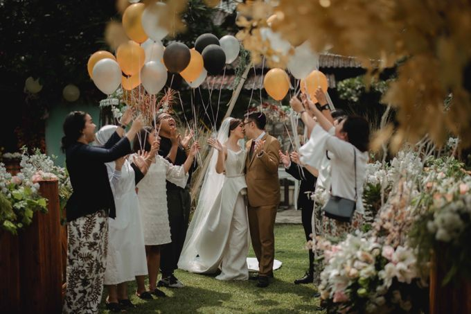 The Wedding of Junio & Priscillia by Laurent Agustine by LOTA - 028