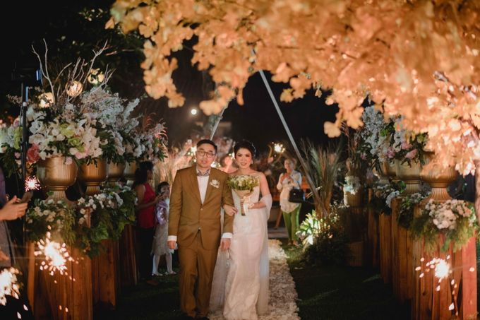 The Wedding of Junio & Priscillia by Laurent Agustine by LOTA - 040