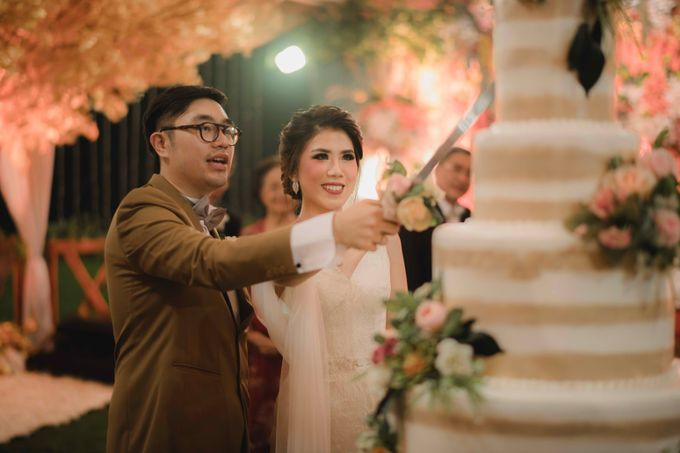 The Wedding of Junio & Priscillia by Laurent Agustine by LOTA - 042