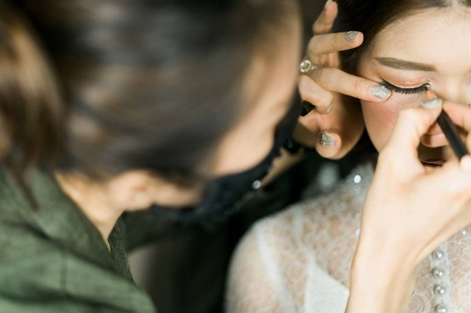 Denis + Olvio Intimate Wedding by All Occasions Wedding Planner - 016