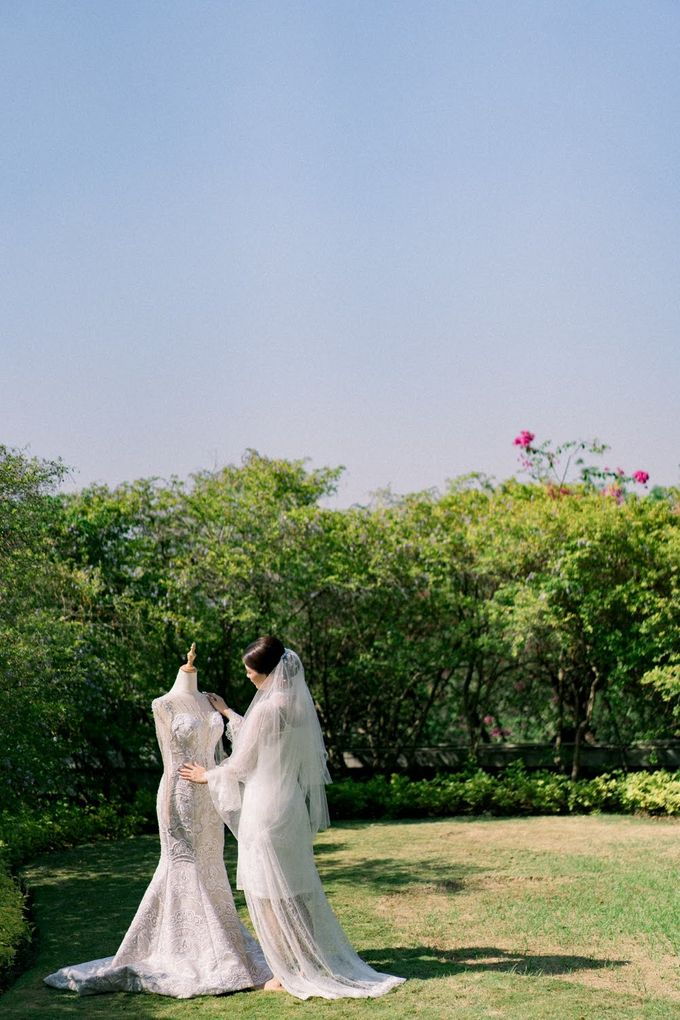 Denis + Olvio Intimate Wedding by All Occasions Wedding Planner - 049