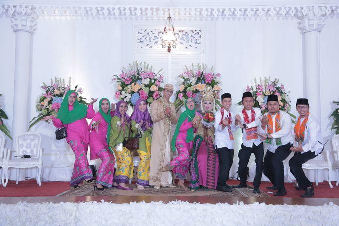 Ria + Ivan by KATA Wedding Planner And Organizer - 002
