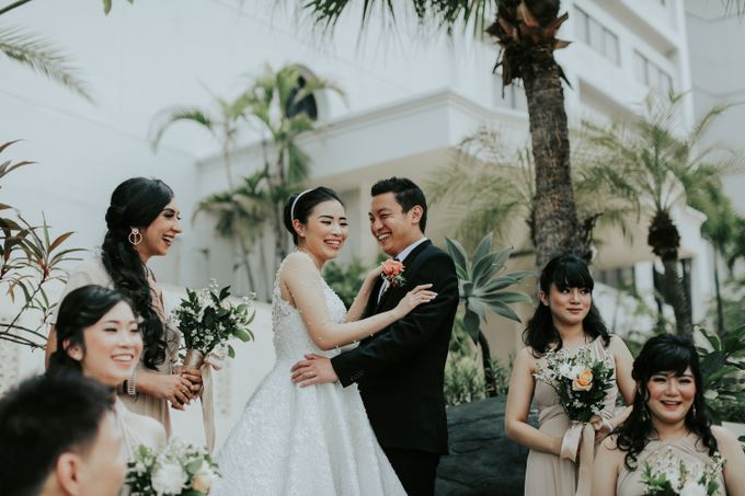 Quelene & Willy Wedding at Aryaduta Hotel Jakarta by Hotel Aryaduta Jakarta - 028