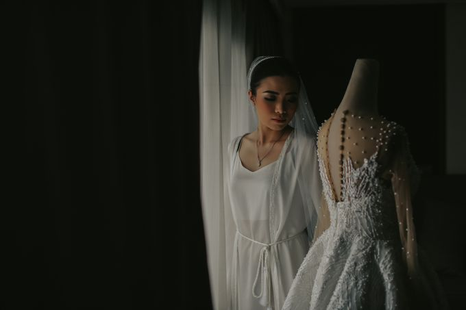 Quelene & Willy Wedding at Aryaduta Hotel Jakarta by Hotel Aryaduta Jakarta - 004