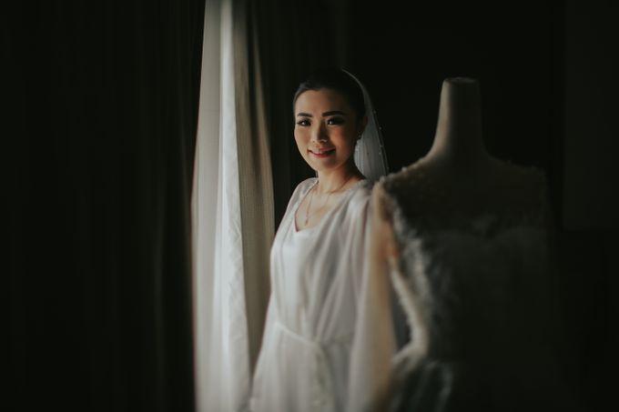 Quelene & Willy Wedding at Aryaduta Hotel Jakarta by Hotel Aryaduta Jakarta - 003