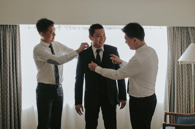 Quelene & Willy Wedding at Aryaduta Hotel Jakarta by Hotel Aryaduta Jakarta - 012