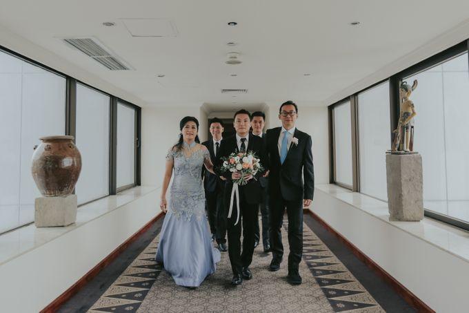 Quelene & Willy Wedding at Aryaduta Hotel Jakarta by Hotel Aryaduta Jakarta - 017