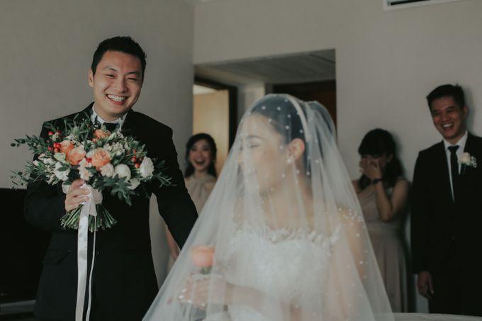 Quelene & Willy Wedding at Aryaduta Hotel Jakarta by Hotel Aryaduta Jakarta - 019