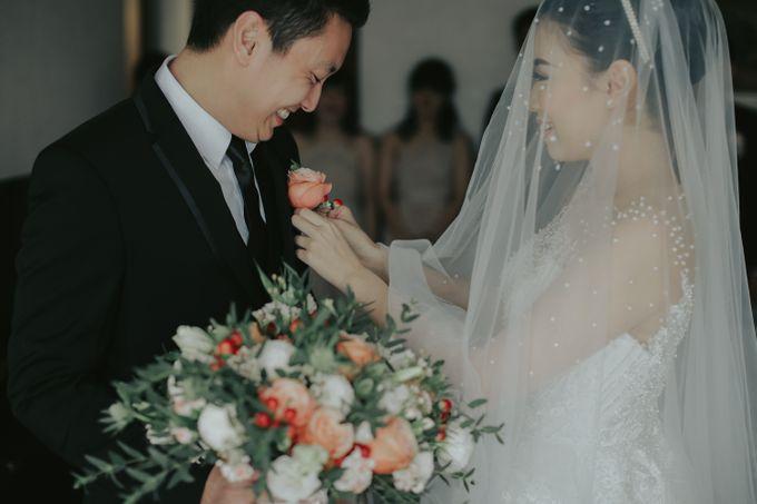 Quelene & Willy Wedding at Aryaduta Hotel Jakarta by Hotel Aryaduta Jakarta - 020