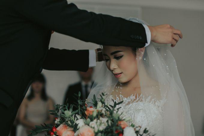 Quelene & Willy Wedding at Aryaduta Hotel Jakarta by Hotel Aryaduta Jakarta - 021