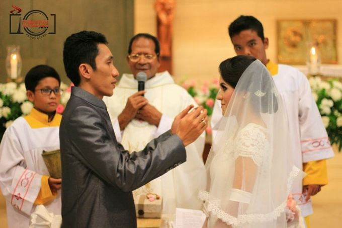 Anna & Ronald Wedding (Holy Matrimony) by Orion Art Production - 010