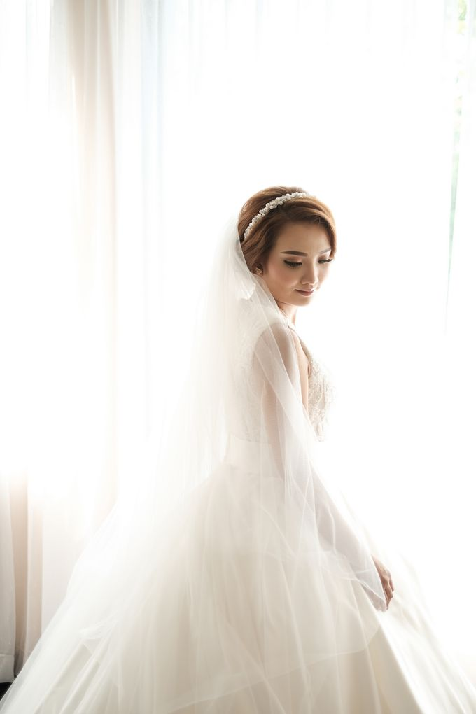 THE WEDDING OF ALVIN & TASYA by Alluvio - 001