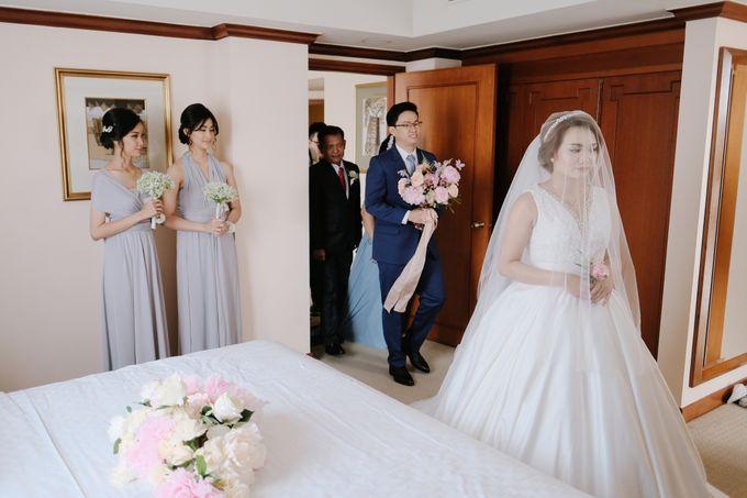 THE WEDDING OF ALVIN & TASYA by Alluvio - 005