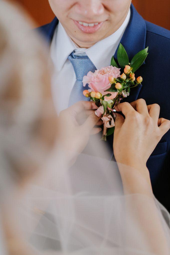 THE WEDDING OF ALVIN & TASYA by Alluvio - 025