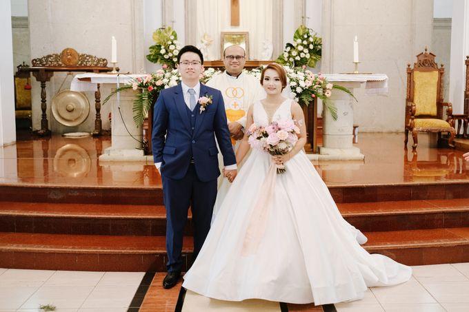 THE WEDDING OF ALVIN & TASYA by Alluvio - 007