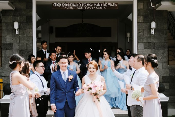 THE WEDDING OF ALVIN & TASYA by Alluvio - 037