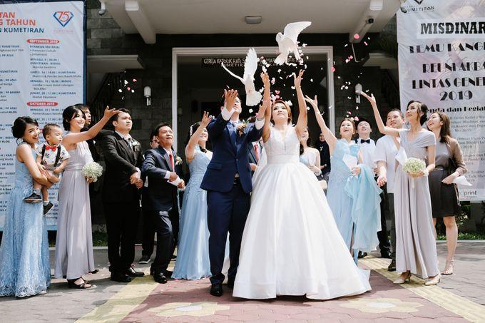 THE WEDDING OF ALVIN & TASYA by Alluvio - 035