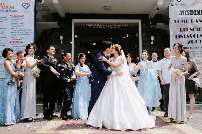 THE WEDDING OF ALVIN & TASYA by Alluvio - 036