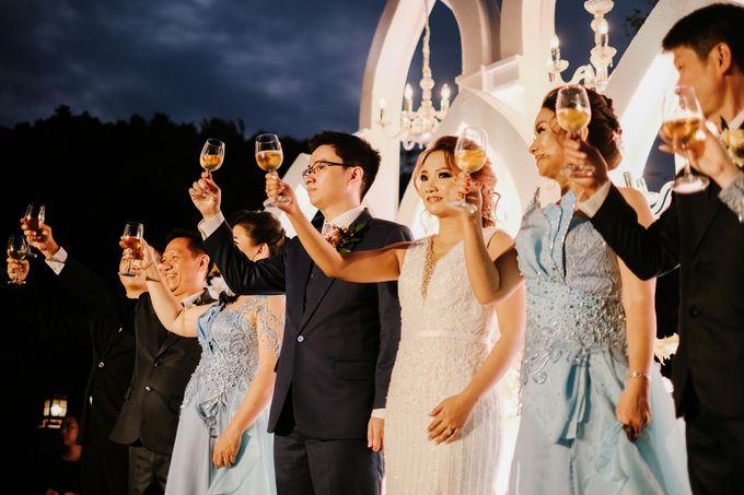 THE WEDDING OF ALVIN & TASYA by Alluvio - 044