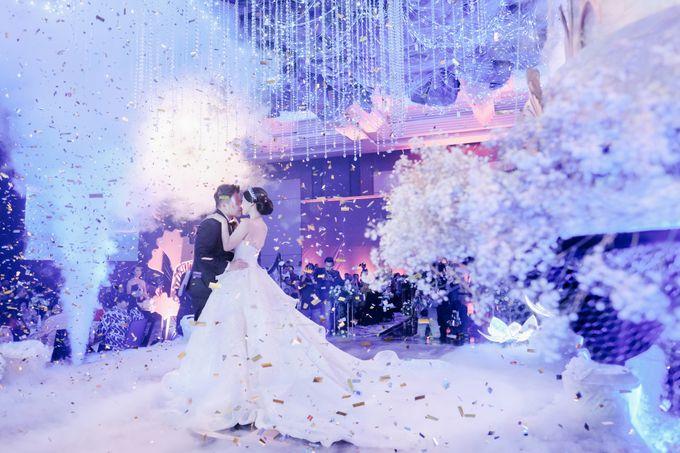 THE WEDDING OF REZHA & CILLA by Alluvio - 045