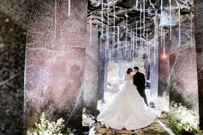 THE WEDDING OF REZHA & CILLA by Alluvio - 050