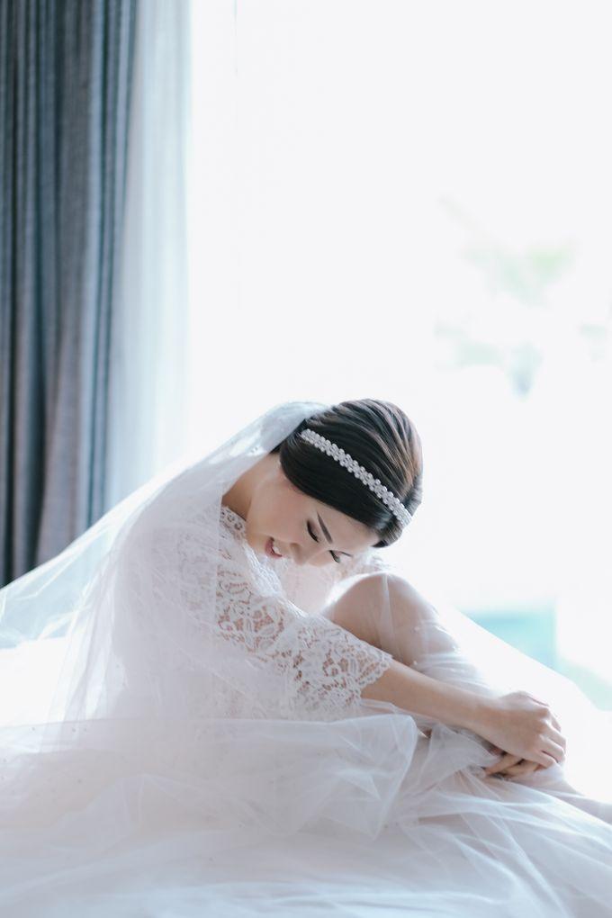 THE WEDDING OF DANIEL & NOVI by Alluvio - 001