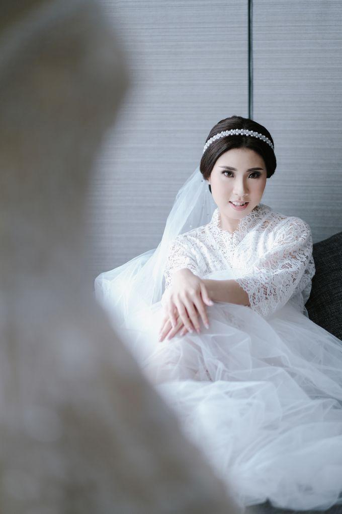 THE WEDDING OF DANIEL & NOVI by Alluvio - 003