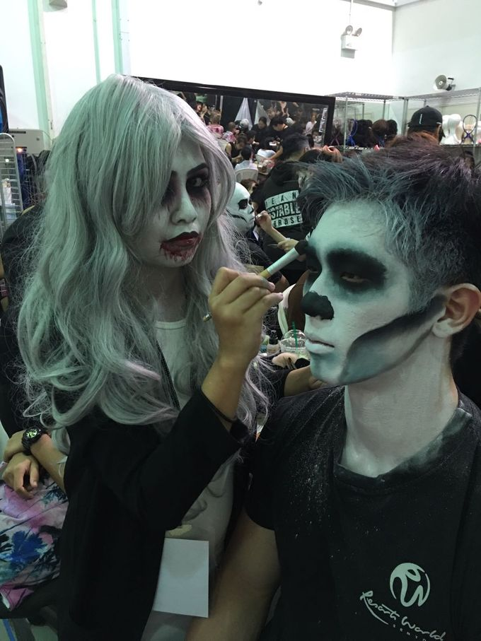 Halloween Makeup by Andriana Jamil - 004
