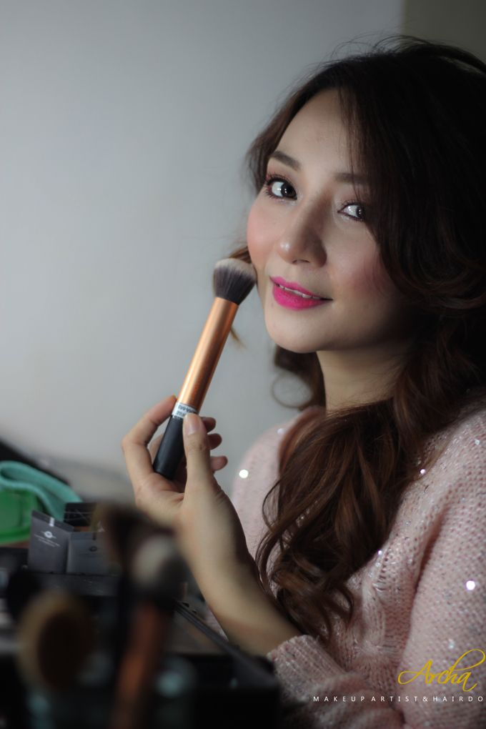 Makeup For Party by Archa makeup artist - 003