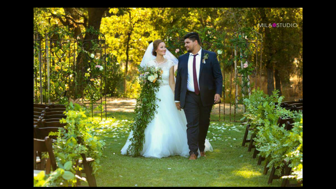 Fall 2015 Wedding Tanya & Moses by Esmae Event Floral Design - 010
